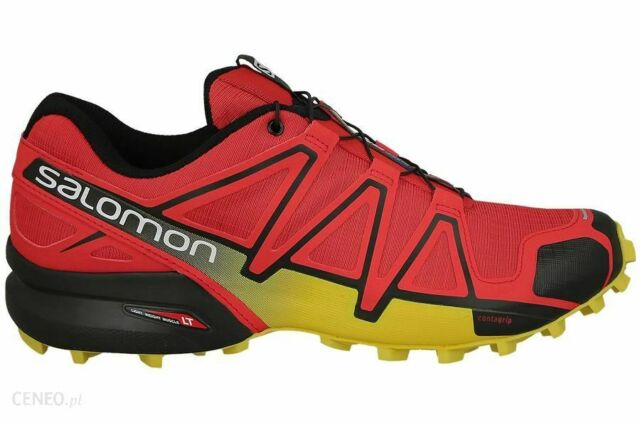 Trail Running Shoes Salomon Speedcross 4 W, GreyPurple, Item No. 394664