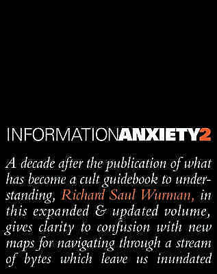 Information Anxiety 2-ExLibrary