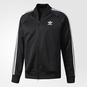 fb19f00c225a Image is loading 75-Adidas-Men-Superstar-Relaxed-Track-Jacket-black-