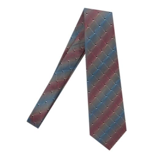 Cravate pour lier FETE Elegant rayé Communion Fête Taille 116,140