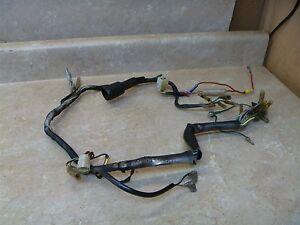 honda 350 sl sport sl350 k1 used main wire harness 1970 hb71 image is loading honda 350 sl sport sl350 k1 used main