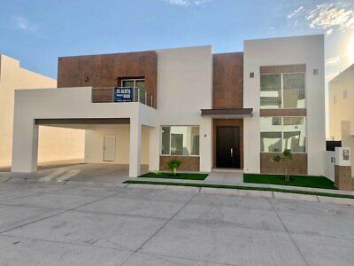 Renta residencia nueva La RIOJA Norte en Hermosillo