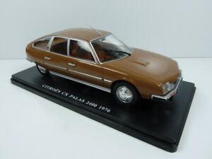 VQ16-Voiture-1-24-SALVAT-Models-CITROEN-CX-Pallas-2400-1976