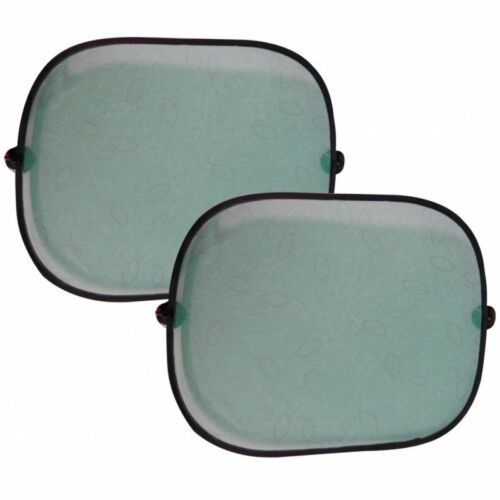2x Auto Sonnenschutz Seitenfenster KinderSonnenblende Baby Seitenscheibe