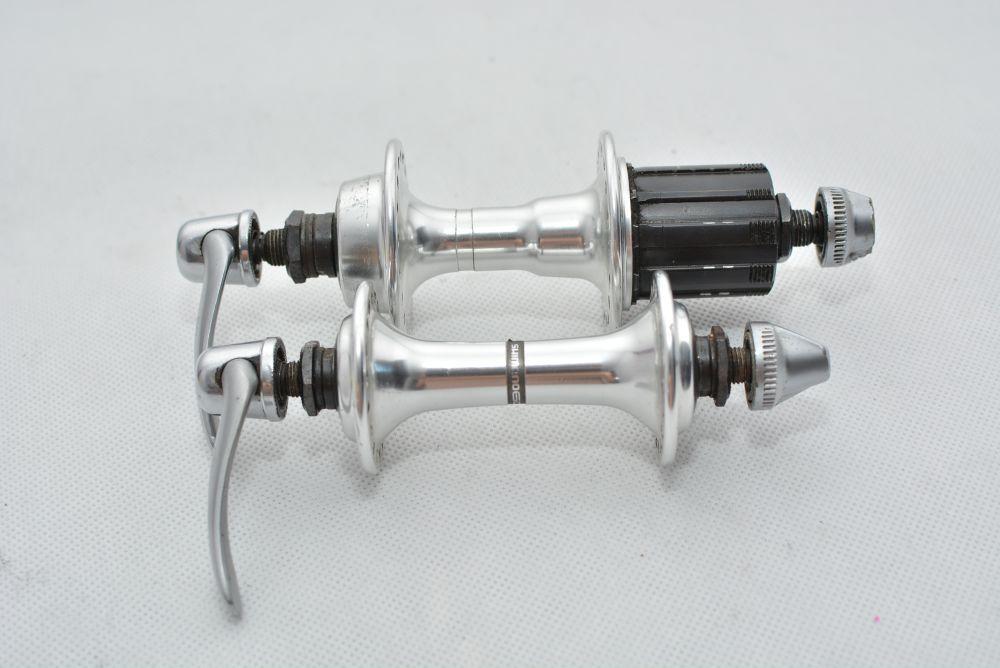 SHIMANO  600 tricolor hubset    130mm   36h    HG\UG     manufacturers direct supply