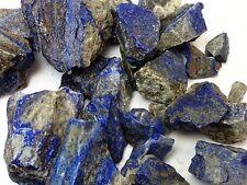 Wholesale LAPIS LAZULI ROUGH 2lb Lot Afghanistan Bulk Parcel Gemstone Cabbing