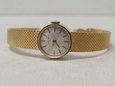 Vintage Ladies Cartier 18K Yellow Gold Watch Women's Solid 23g Rare
