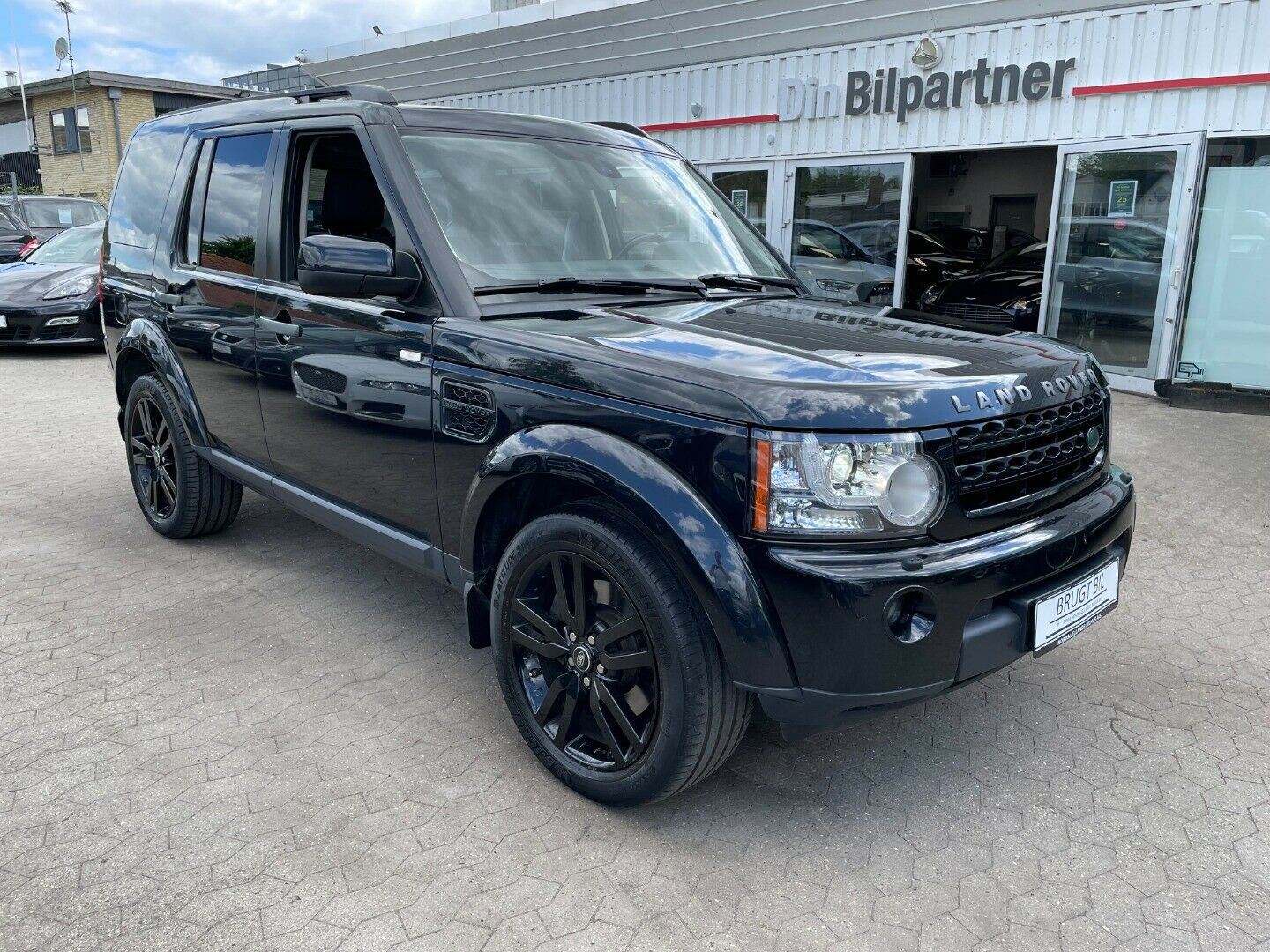 Land Rover Discovery 4 3,0 SDV6 HSE aut. 5d - 2.252 kr.
