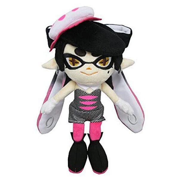 "Official Sanei Splatoon 2 Inkling Plush Girl Squid Sister Doll Toy 8/"" Splatoon2"