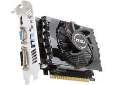 MSI N730-2GD3 GeForce GT 730 2GB 128-Bit DDR3 PCI Express 2.0 HDCP Ready Video C