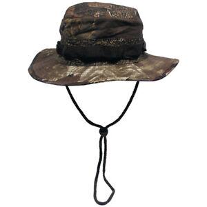 91f6e48ceae US GI Ripstop Bush Boonie Hat Army Fishing Hunter Cap Real Tree ...