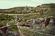 CPA ISRAEL JERUSALEM vallée de josaphat valley of jehosaphat