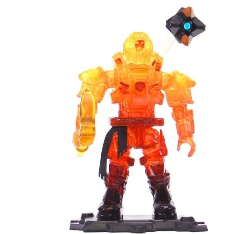 MEGA BLOKS DESTINY DPJ15 2016 FAN EXPO EXCLUSIVE FIGURE SUNBREAKER TITAN 2/""