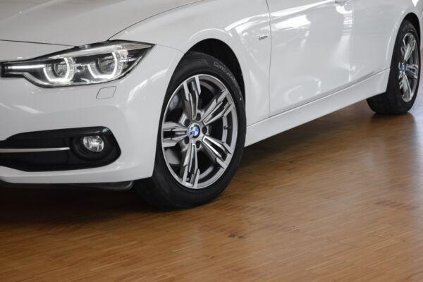 BMW 320d 2,0 Touring Sport Line xDrive aut. billede 4