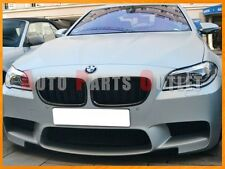 11-16 BMW F10 5-Series Sedan/Wagon M5 Sport Look Gloss Black Front Kidney Grille