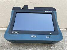Exfo Max 715b M1 Ei Rf 13101550 Nm Otdr Src Fiber Optic Tester For Partsrepair