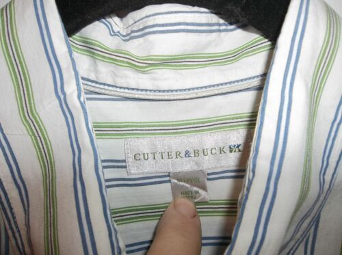 et manches boutonnées hommes Xlt courtes Buck pour Cutter Nice Chemise à qUtnXH