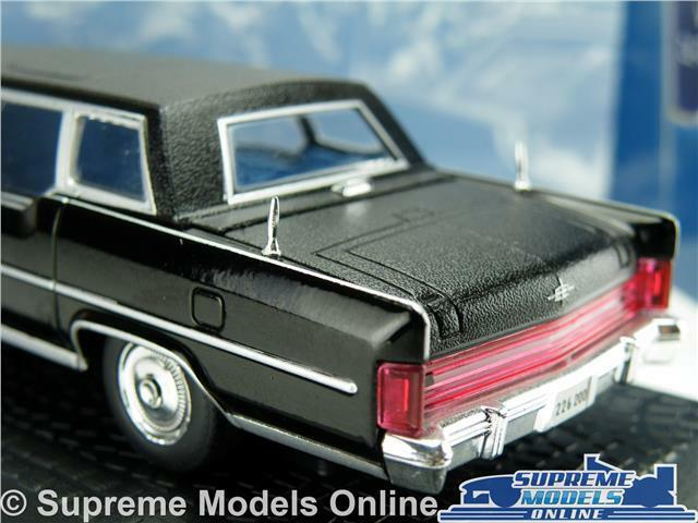 LINCOLN CONTINENTAL RONALD REAGAN MODEL CAR 1 43 SCALE SCALE SCALE NOREV PRESIDENTIAL K8 7c9398