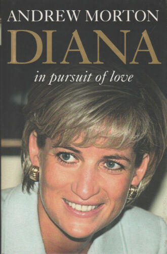 1 of 1 - Diana In Pursuit of Love  Andrew Morton