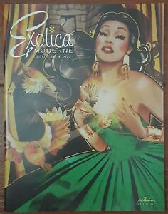 Exotica Moderne #10, 2021 - Out of Print (Tiki, House of ...