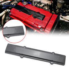 Engine Plug Cover B-Series Carbon Fiber Accessories For Honda Civic B16 B18