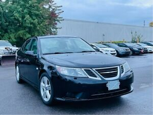 2009 Saab 9-3 AWD. CERTIFIED. WARRANTY. EXCELLENT CONDITION.