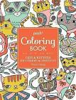 Posh Adult Coloring Book: Cats & Kittens for Comfort & Creativity by Flora Chang (Paperback, 2000)