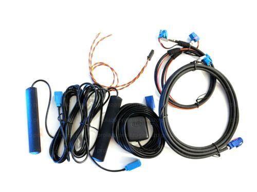 EVO retrofit upgrade Cable and antenna set for BMW HU-ENTRY to NBT