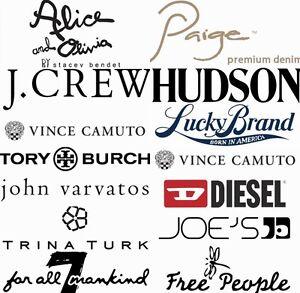 07d9344028a3 $1400 NEW Wholesale Lot Resale Womens Mens Designer Clothing Jeans ...