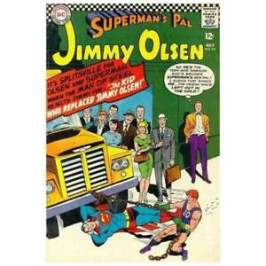 Superman's Pal Jimmy Olsen (1954 series) #94 in VG + condition. DC comics [*4r]