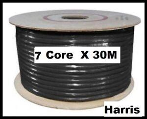 Automotive Electrical Single Core Câble Flexible multi brins fil 5.75 Ampères