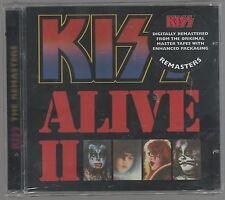 KISS ALIVE II  - 2 CD F.C.  SIGILLATO!!!