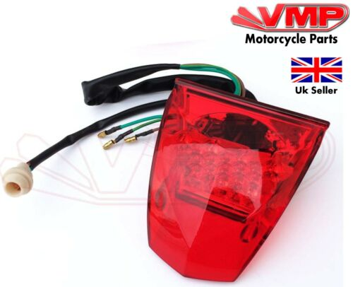 New Sinnis Apache 125 Rear Brake Tail Light Led