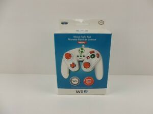 Wired-Fight-Pad-for-Wii-U-Yoshi-Super-Smash-Bros-For-Wii-amp-Wii-U-NEW