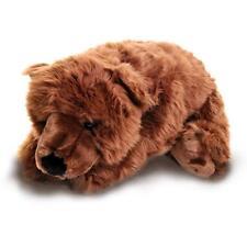 Soft Plush Floppy Brown Bear 71cm, Dowman Teddy Toys, Grizzly, Kodiak Bear