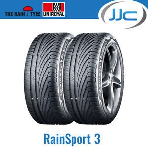 2-x-Uniroyal-RainSport-3-225-45-17-91V-Performance-Road-Tyres