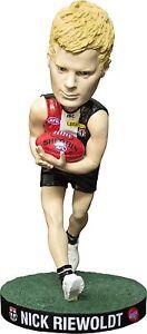 AFL-Nick-Riewoldt-8-034-St-Kilda-Saints-Bobble-Head-Elite-Sports-NEW