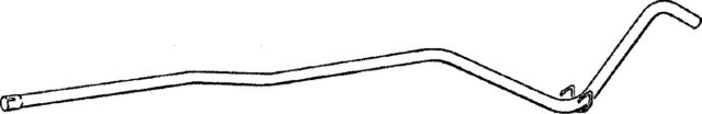 1RN285H EXHAUST PIPE FOR RENAULT SUPER 5 1.1 1984-1988