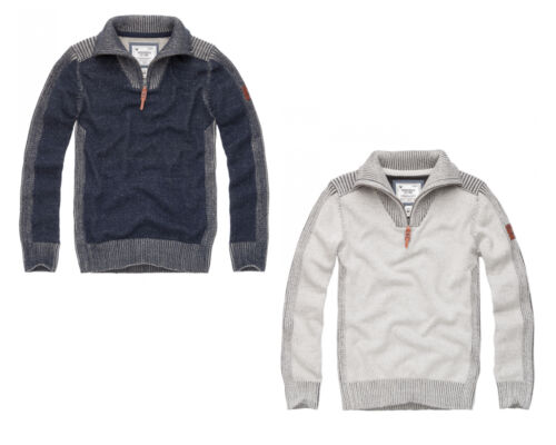 Cordon sport Berlin messieurs tricot-pull troyer Norman BLEU /& BEIGE