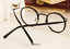 Vintage-Literary-TR90-Metal-Retro-eyeglass-frame-Round-Clear-Glasses-Women-Men thumbnail 8