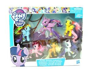My Little Pony Friendship is Magic Pirate Ponies Collection 6 Pack Set by Hasbro