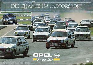 Werbeblatt-OPEL-Junior-Cup-1988
