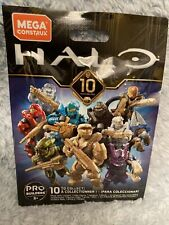 Details about  /MEGA CONSTRUX BLOKS HALO 8 SEALED  BLIND BAGS 10th Anniversary clash on the ring