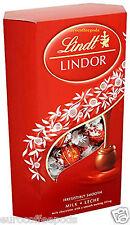 Lindt Lindor Milk Chocolate Cornet Lindor 200 g (2 Packs)