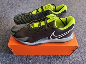 Para hombres Nike Air Zoom Vapor jaula 4 HC Tenis Zapato ...