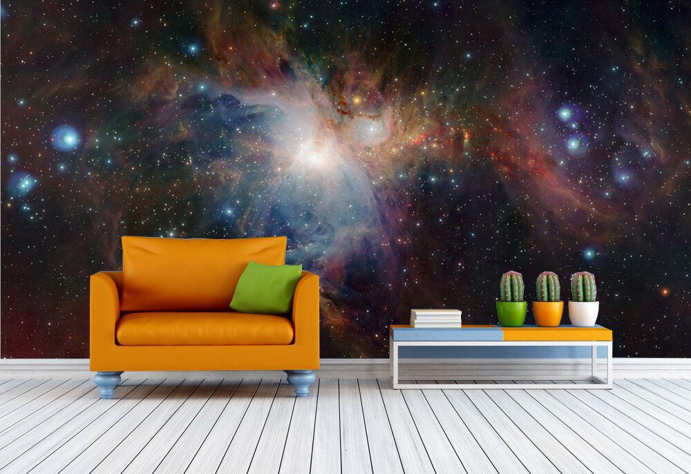 3D Weißes Licht 1178 Fototapeten Wandbild Fototapete Bild Tapete Familie Kinder
