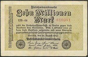 GERMANY-10-000-000-mark-1923-10-million-P-106a-Edelweiss-Coins