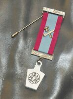 Masonic Mark Members Keystone Breast Jewel (MM005)