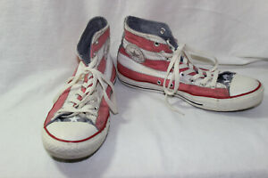 converse all star drapeau