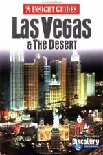 Las Vegas & the Desert (Insight Guide Las Vegas) Brian Bell Paperback